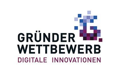 BMWi Gründerwettbewerb Digitale Innovationen logo