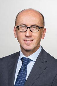 Portrait photo of advisor Prof. Carlo Bottasso