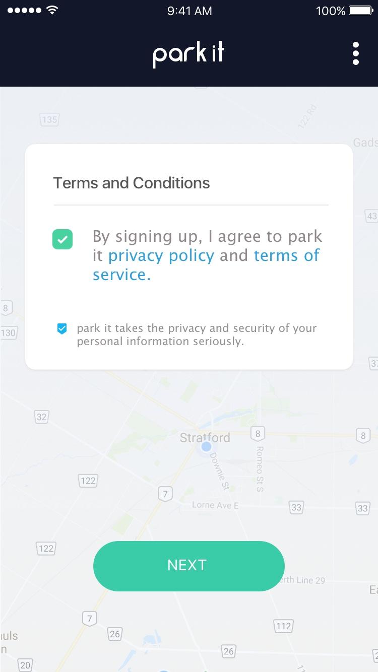 Park It Screen 1