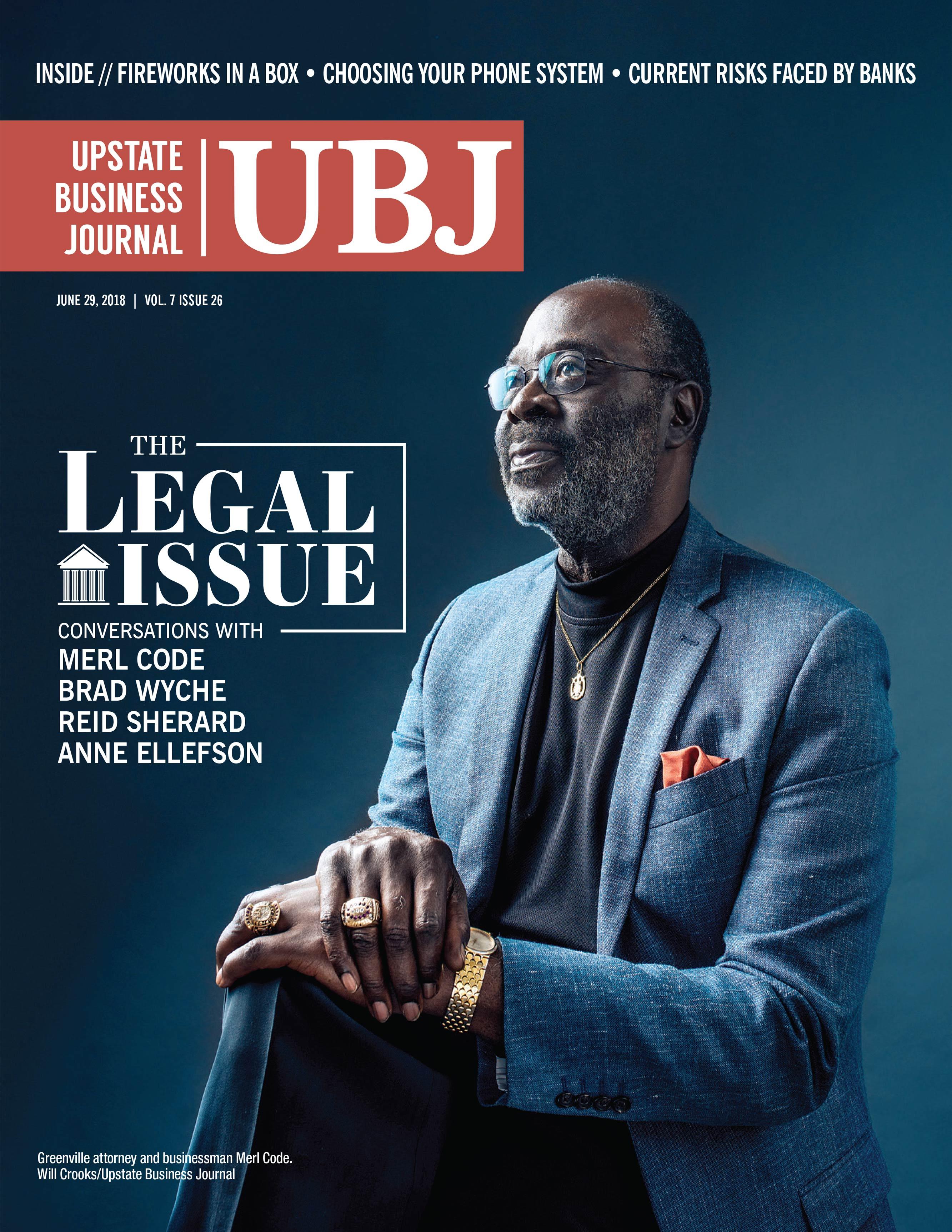 Jamey Fish entrepreneur story in UBJ Business Journal.