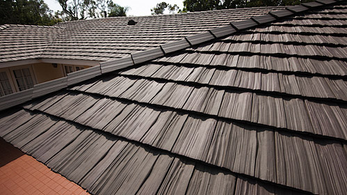 America's Best Roofing Co Lightweight Clay Tile Roof