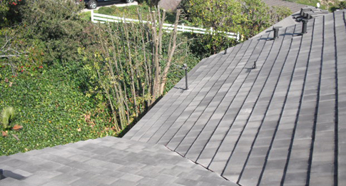 America's Best Roofing Co Concrete Tile