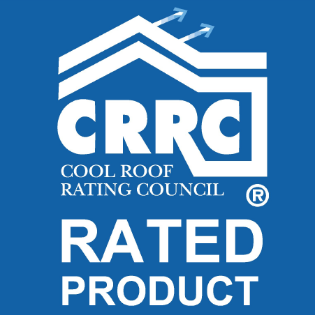 CRRC Rated Product Logo