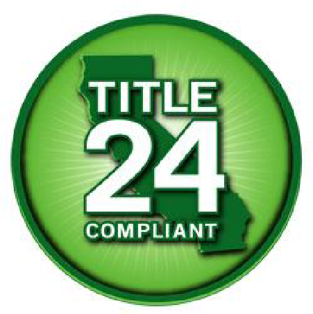 Title 24 Compliant Logo Green