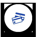 Take credit cards