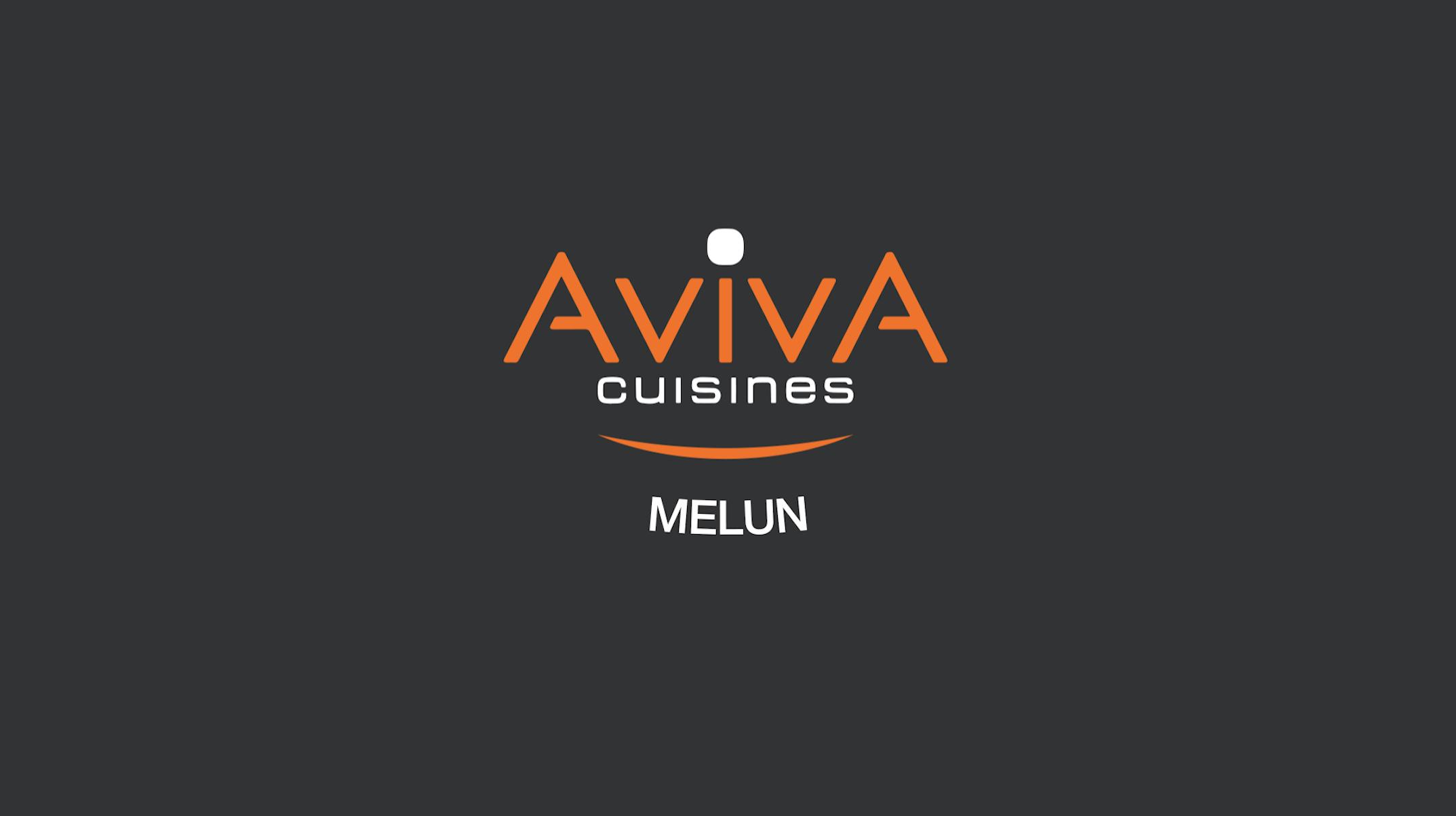cuisines aviva melun  logo