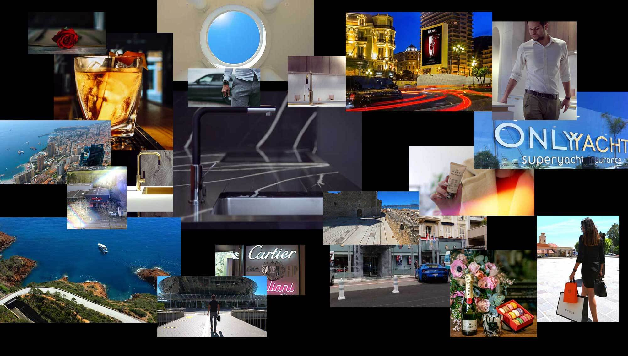 collage photos of rivia digital creations