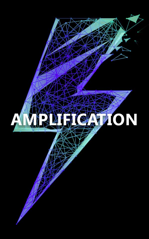 storm,design with amplification as a title