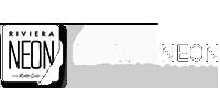 riviera neon logo