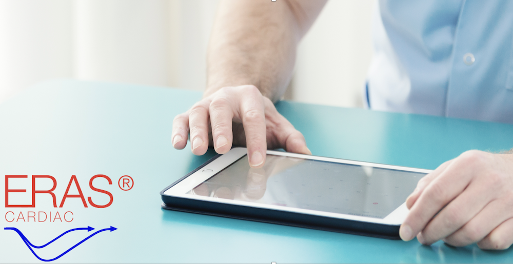 ERAS® Cardiac Newsletter Highlights the Value of Digital Patient Engagement Platforms for Elevated Surgical Care