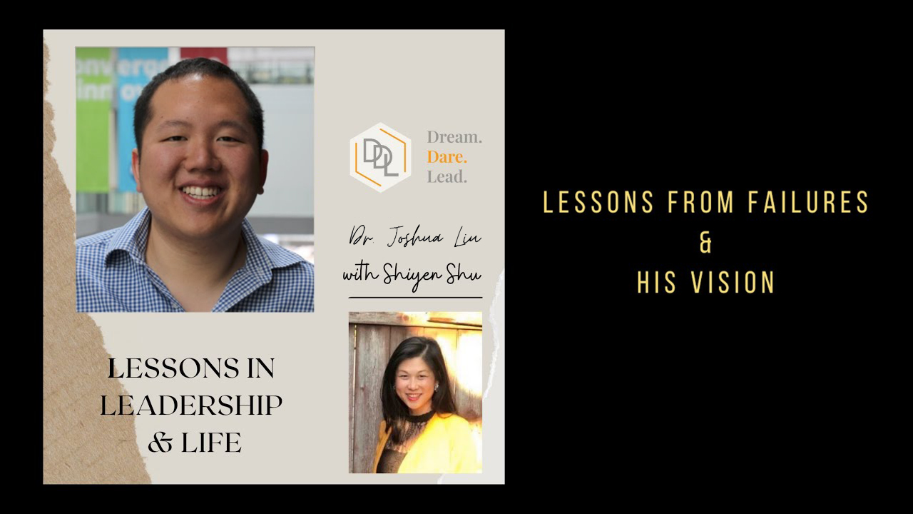 SeamlessMD CEO featured on Canadian Healthcare Lessons in Leadership & Life podcast