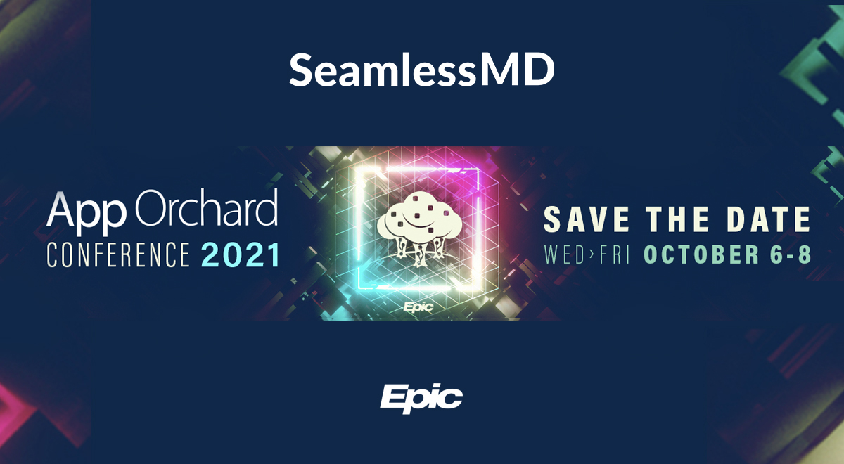 SeamlessMD CEO Invited to Speak at Epic  Conference on EHR-integrated Patient Engagement & Remote Patient Monitoring