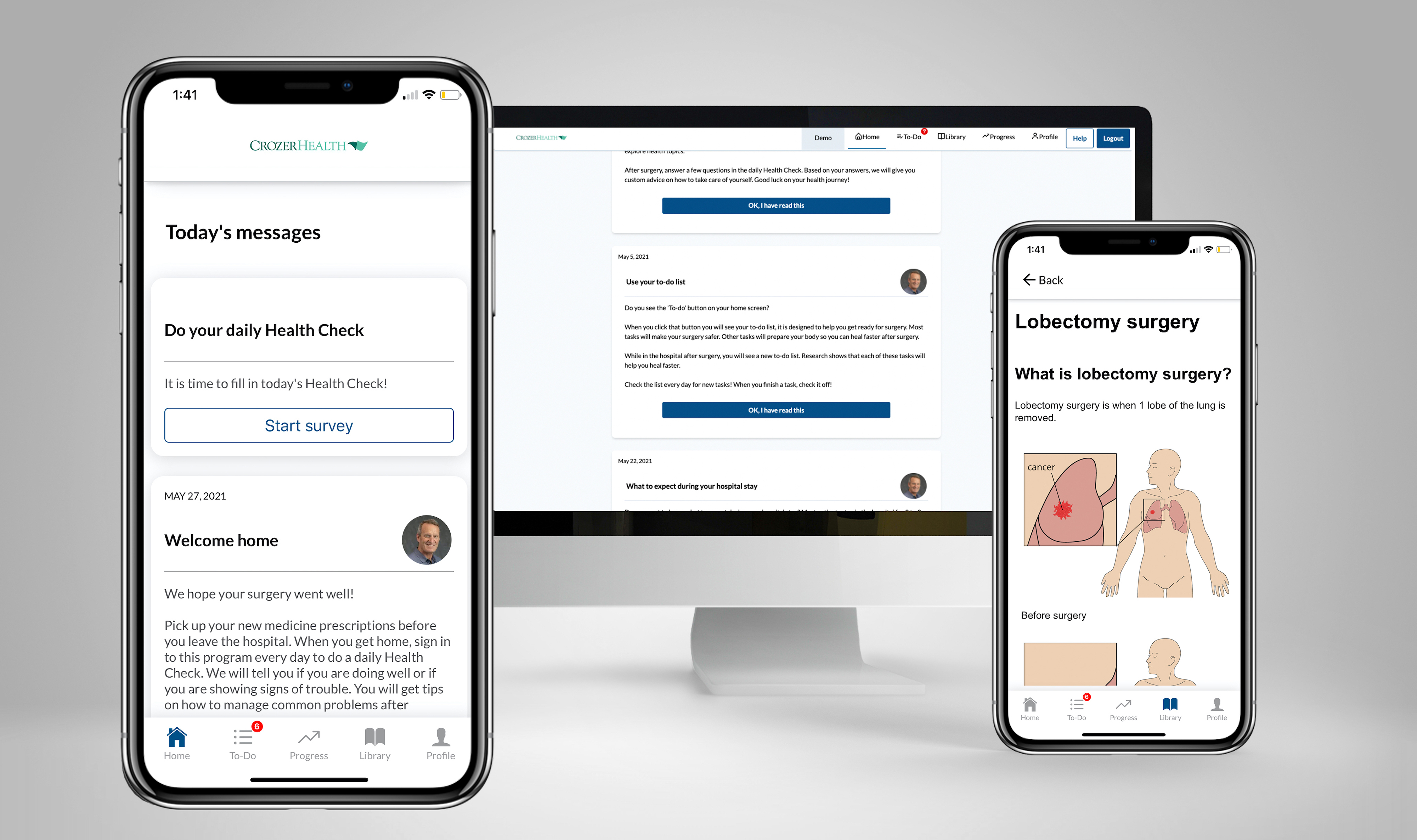 Crozer Health Launches SeamlessMD For Pre- and Post-Procedure Monitoring