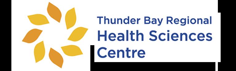 Thunder Bay Health Sciences Centre Logo