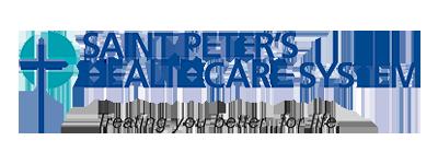 Saint Peter's Healthcare System Logo