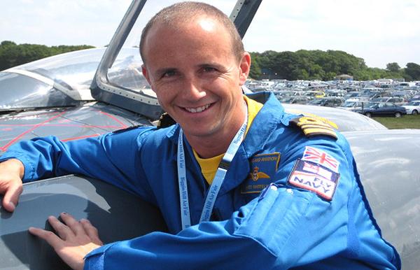 Flow Interview - Matt Whitfield, Naval Aviation Pilot