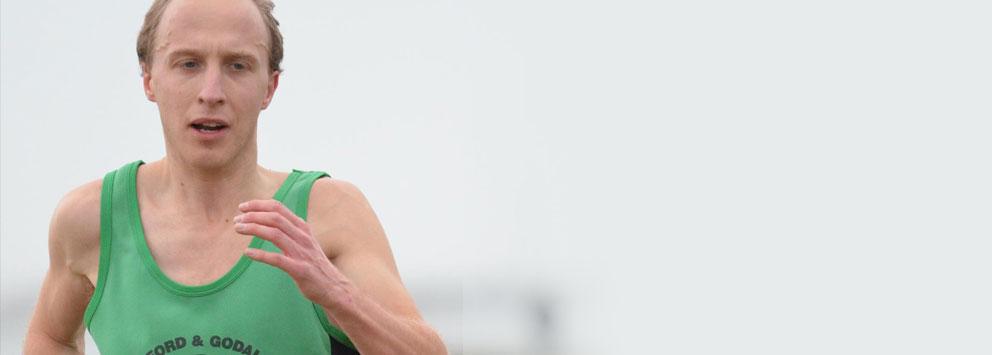 Runners High, Flow and Marathons - Ben Evans