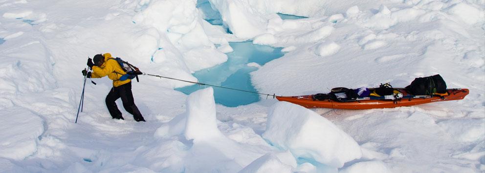 Skiing Avalanche Terrain - Group factors to Flow - Jon Turk