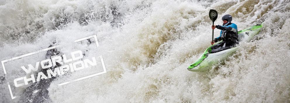 Flow Interview - World Champion Kayaker Martina wegman