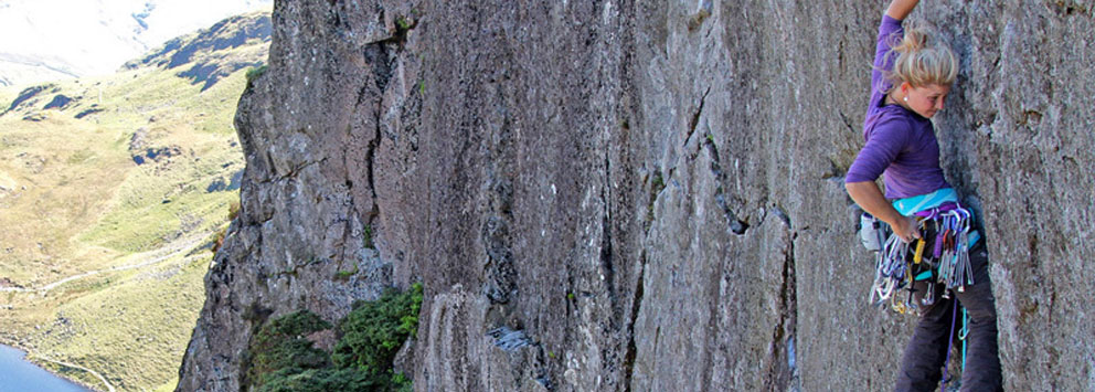 Flow Interview with Rock Climber Hazel Findlay