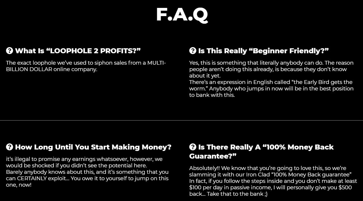 Loophole-2-Profits-faq