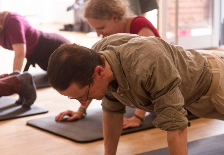 Pilates & Körpermechanik 10.10.`21