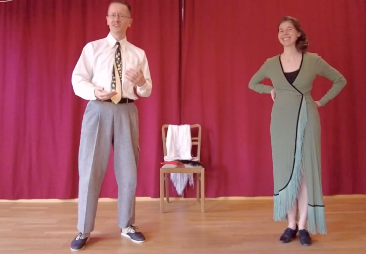 Das richtige Outfit: Social Dance