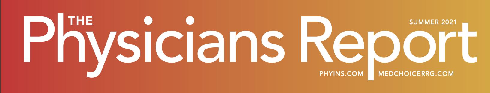 Physicians Report logo