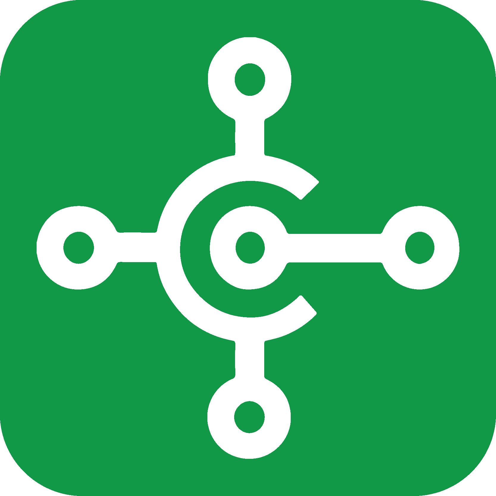 Business Central Logo grøn