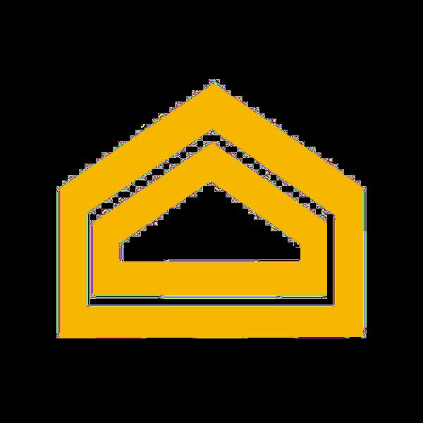 Gult logo Jysk Byggeteknik