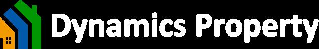 Dynamics Property Logo med tekst