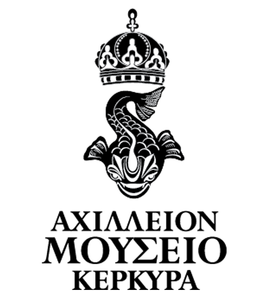 the Achillion museum logo
