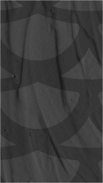 BW Scale Print on towel