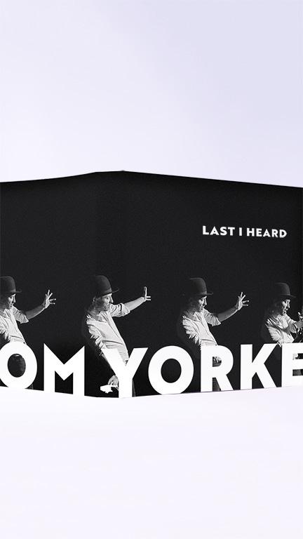 Thom Yorke Bookj Sleeve