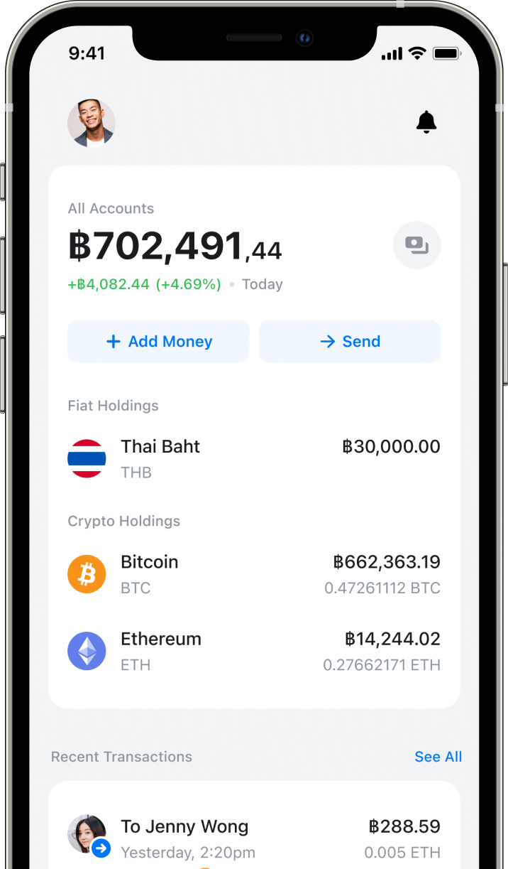 Involve Exchange - Crypto, but made simple
