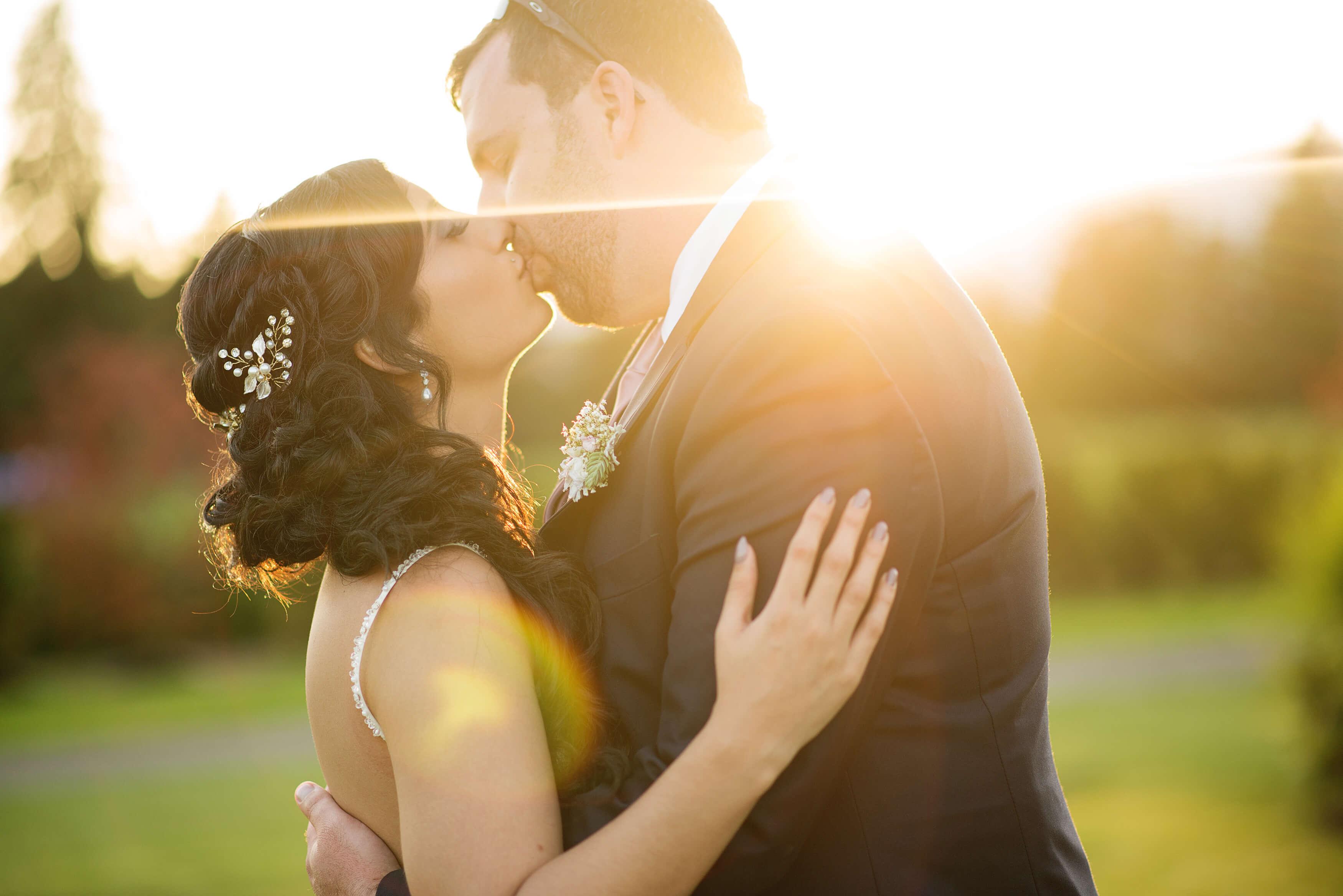 Backyard Wedding in Chilliwack