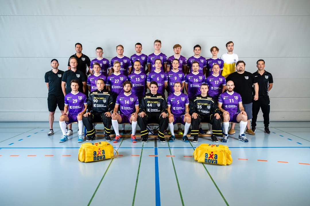 NLB Mannschaftsfoto