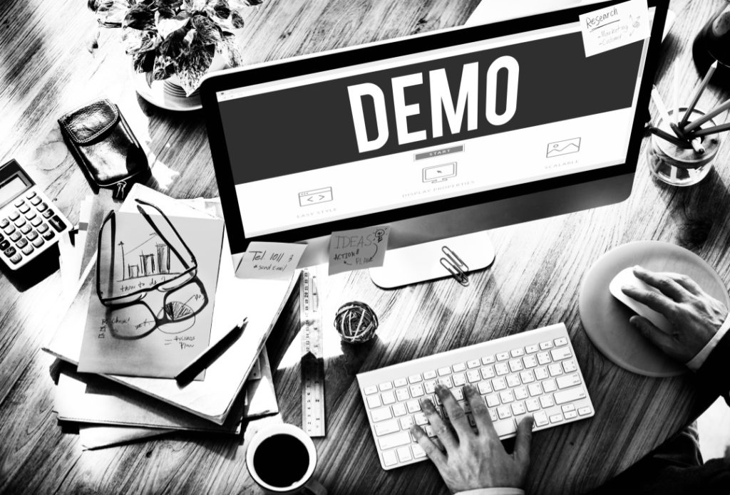 Master your Demo - how many of us can do an awesome demo to close the deal?