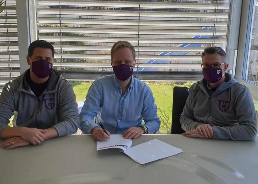 Finnische Verstärkung im Coaching-Team