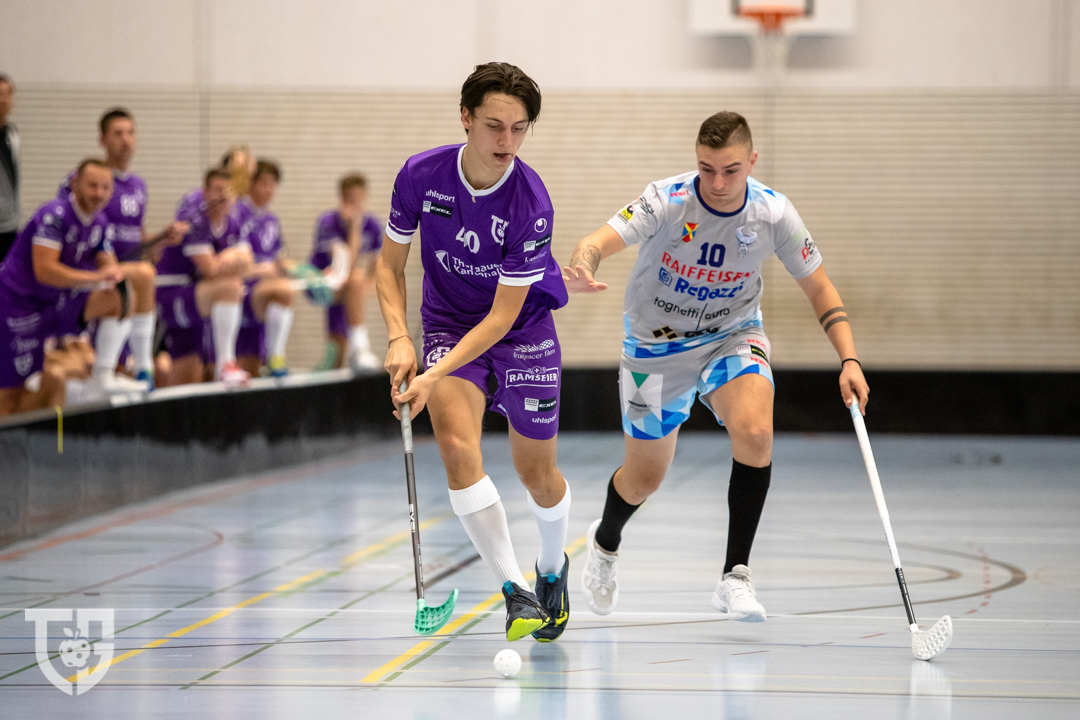 Zwei Spieler von Floorball Thurgau reisen an die U19-WM