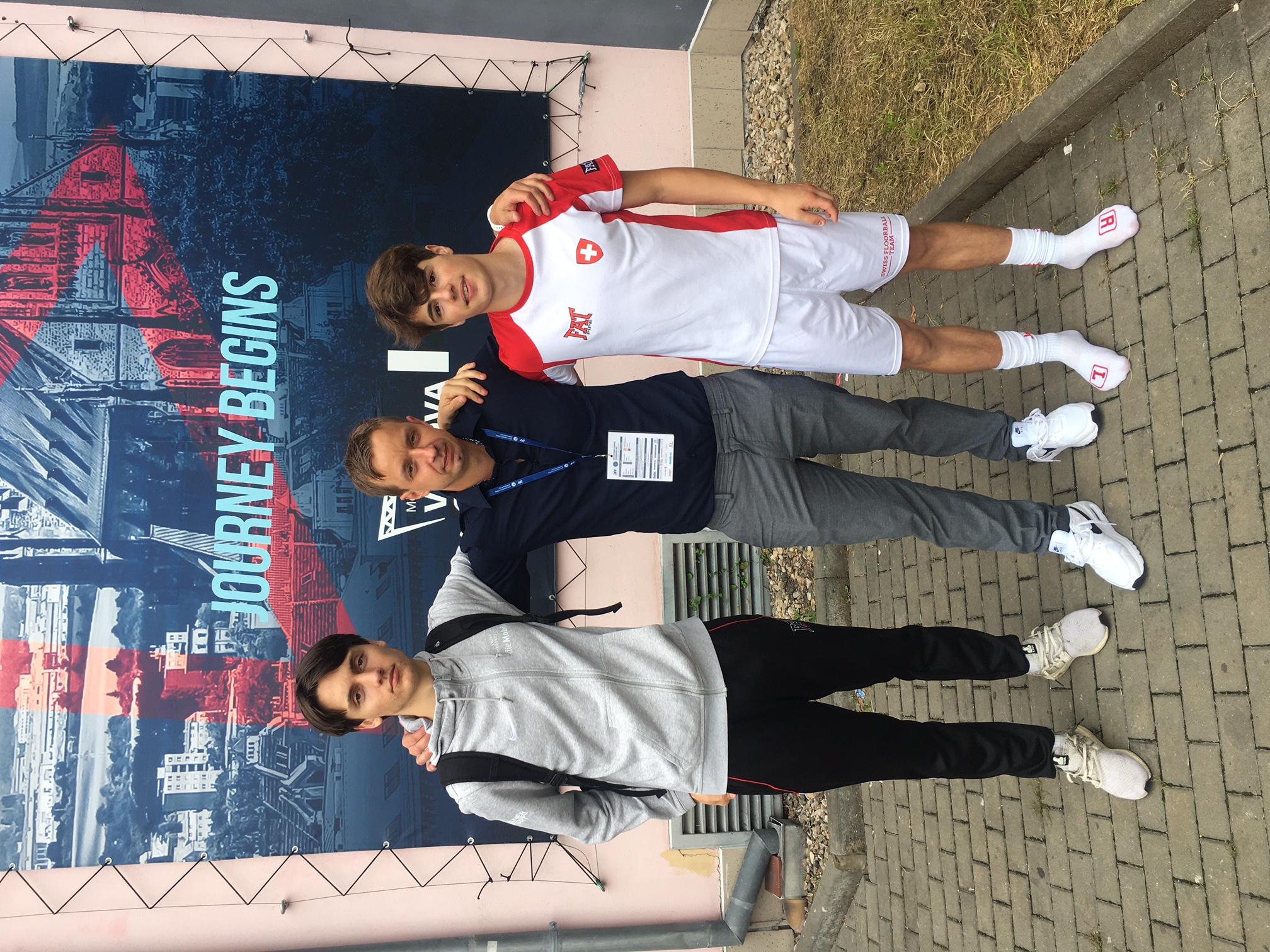 Fanbericht von der U19-WM aus Brno