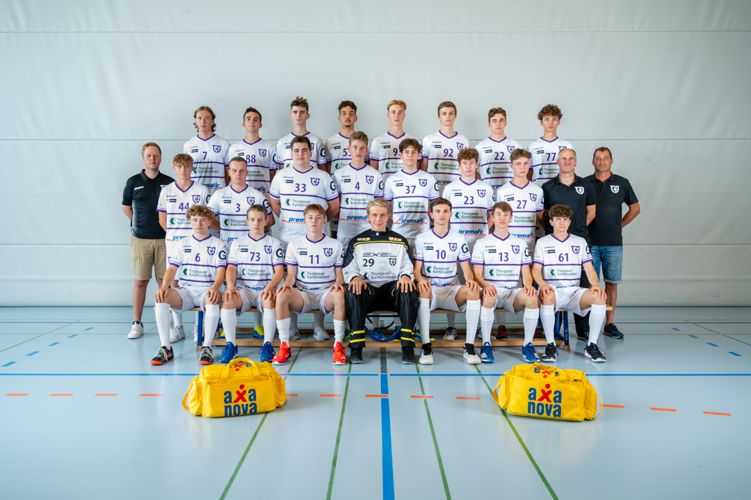 U-Teams starten am Wochenende in die neue Saison