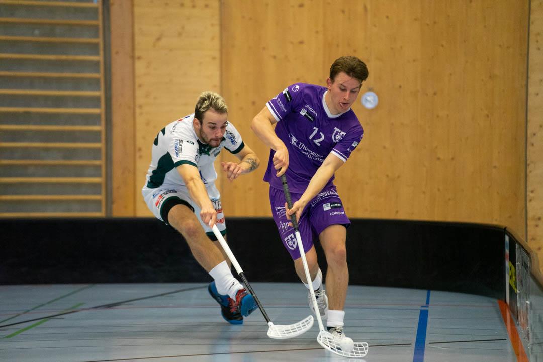 Geglückter Saisonstart des Herrenteams von Floorball Thurgau