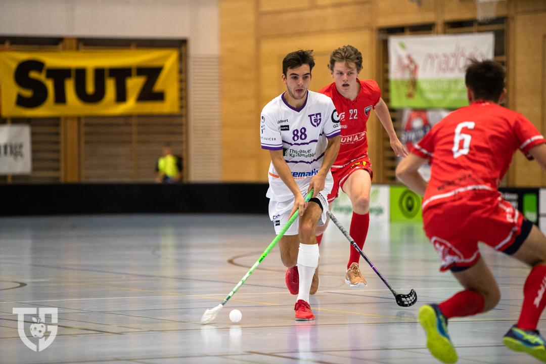 U21A: Drei Punkte aus zwei Spielen