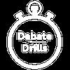 The DebateDrills logo