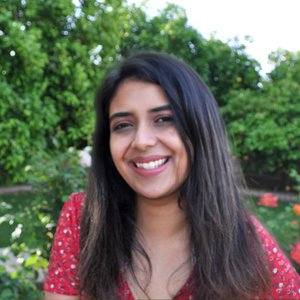 Amrita Chakladar's headshot