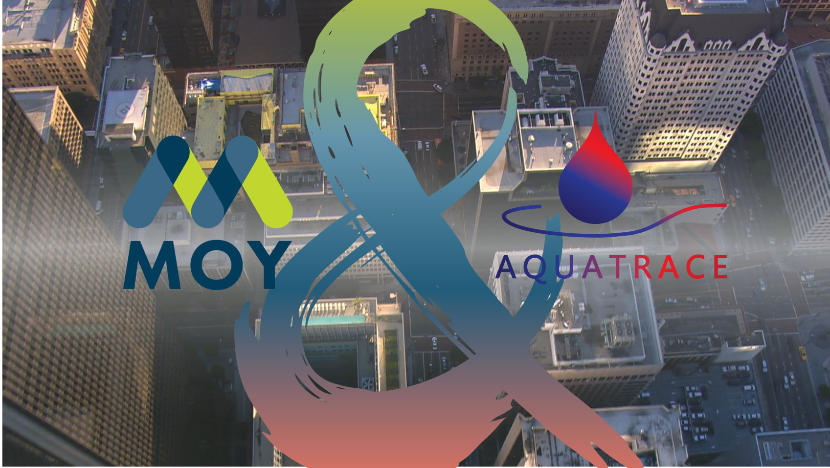 AquaTrace partners with MOY Materials to deliver Intelligent Roofing Solutions