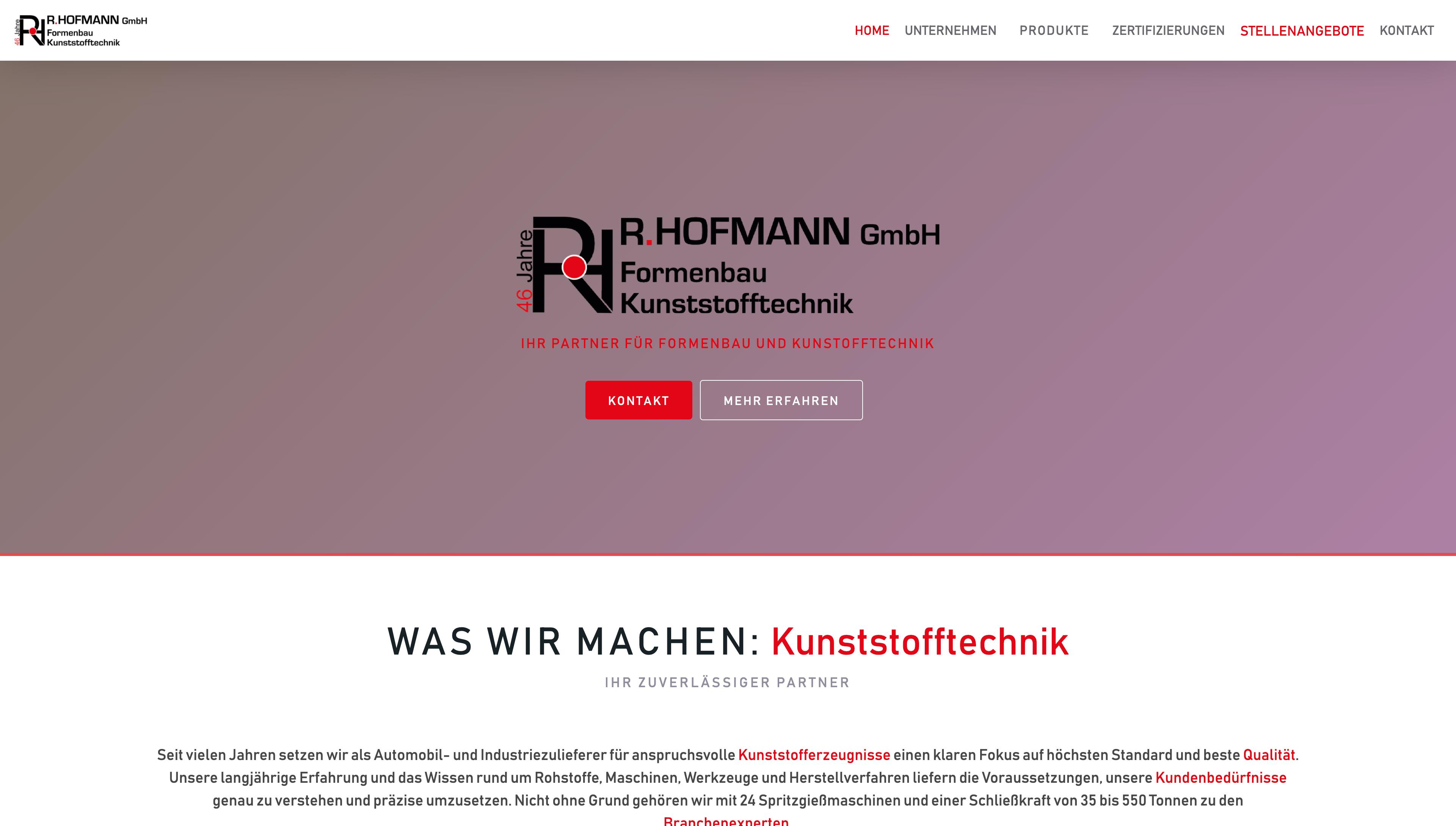 R. Hofmann GmbH