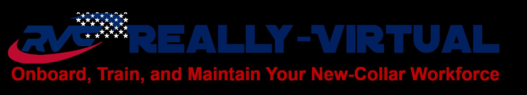 Really-Virtual Logo