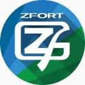 Zfort development logo